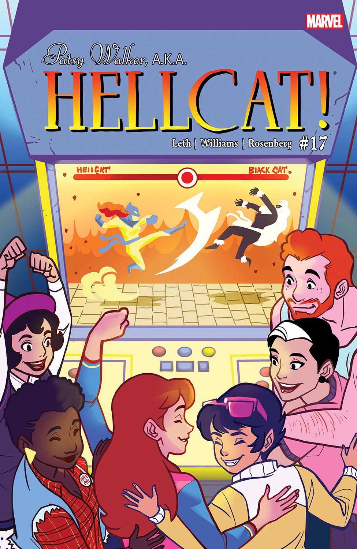 Patsy Walker, a.K.a. Hellcat! (2015) #17