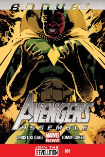 Avengers Assemble Annual (2013) #1