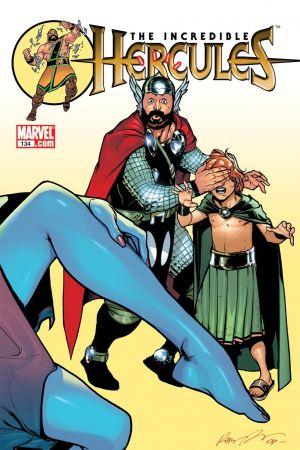 Incredible Hercules (2008) #134