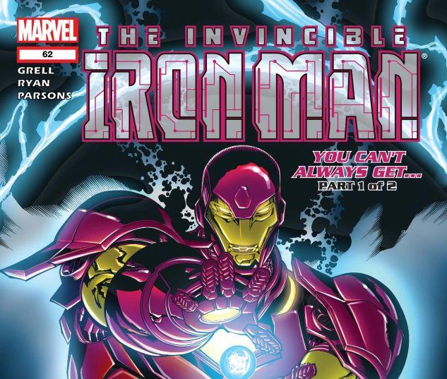 Iron Man (1998) #62