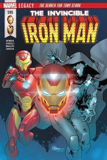 Invincible Iron Man #595