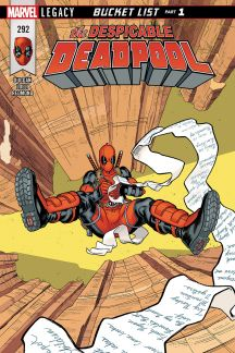 Despicable Deadpool #292