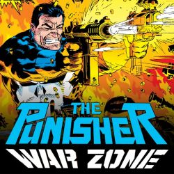 The Punisher War Zone (1992 - 1995)