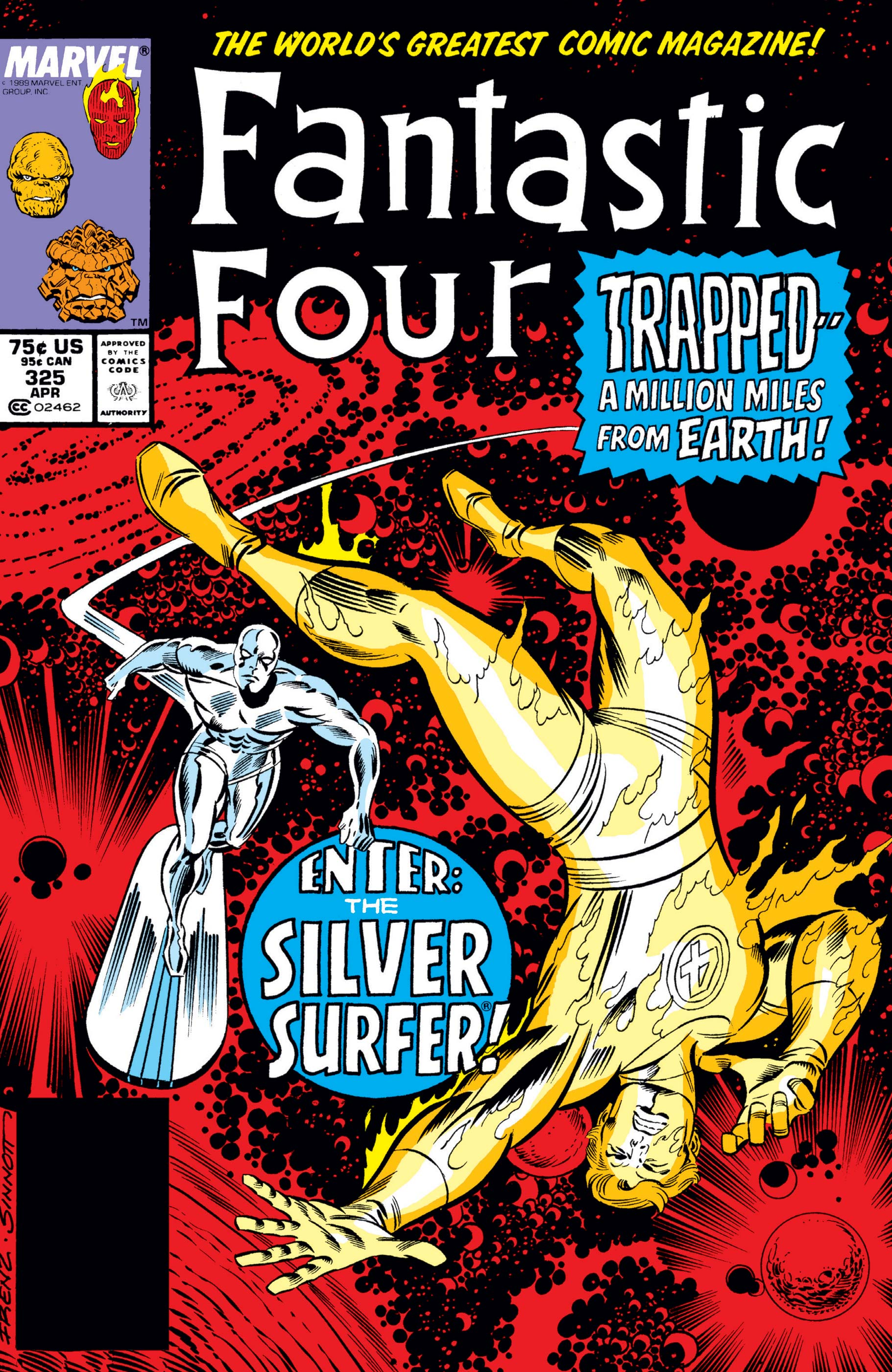 Fantastic Four (1961) #325