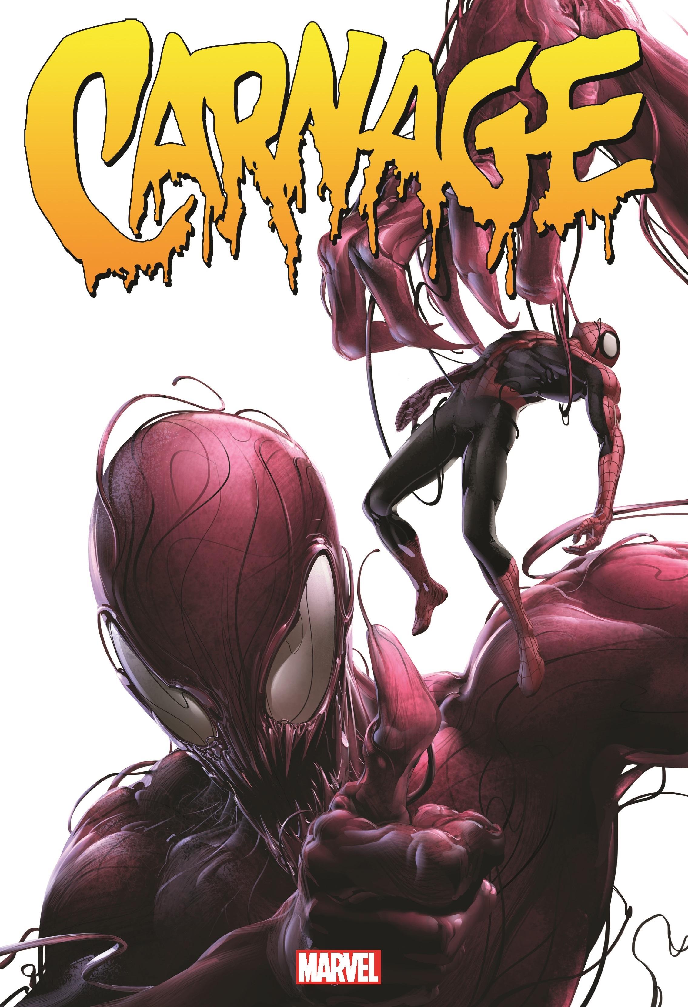 Carnage Omnibus (Hardcover)