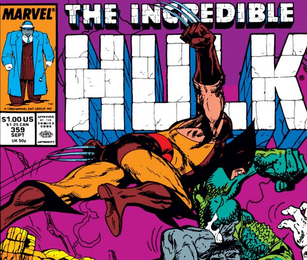 Incredible Hulk (1962) #359