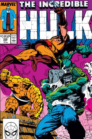 Incredible Hulk #359