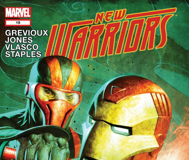 New Warriors (2007) #18