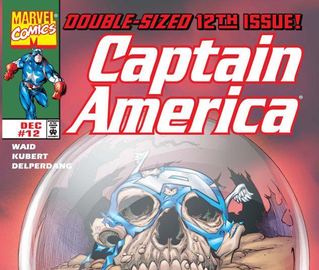 CAPTAIN AMERICA (1998) #12