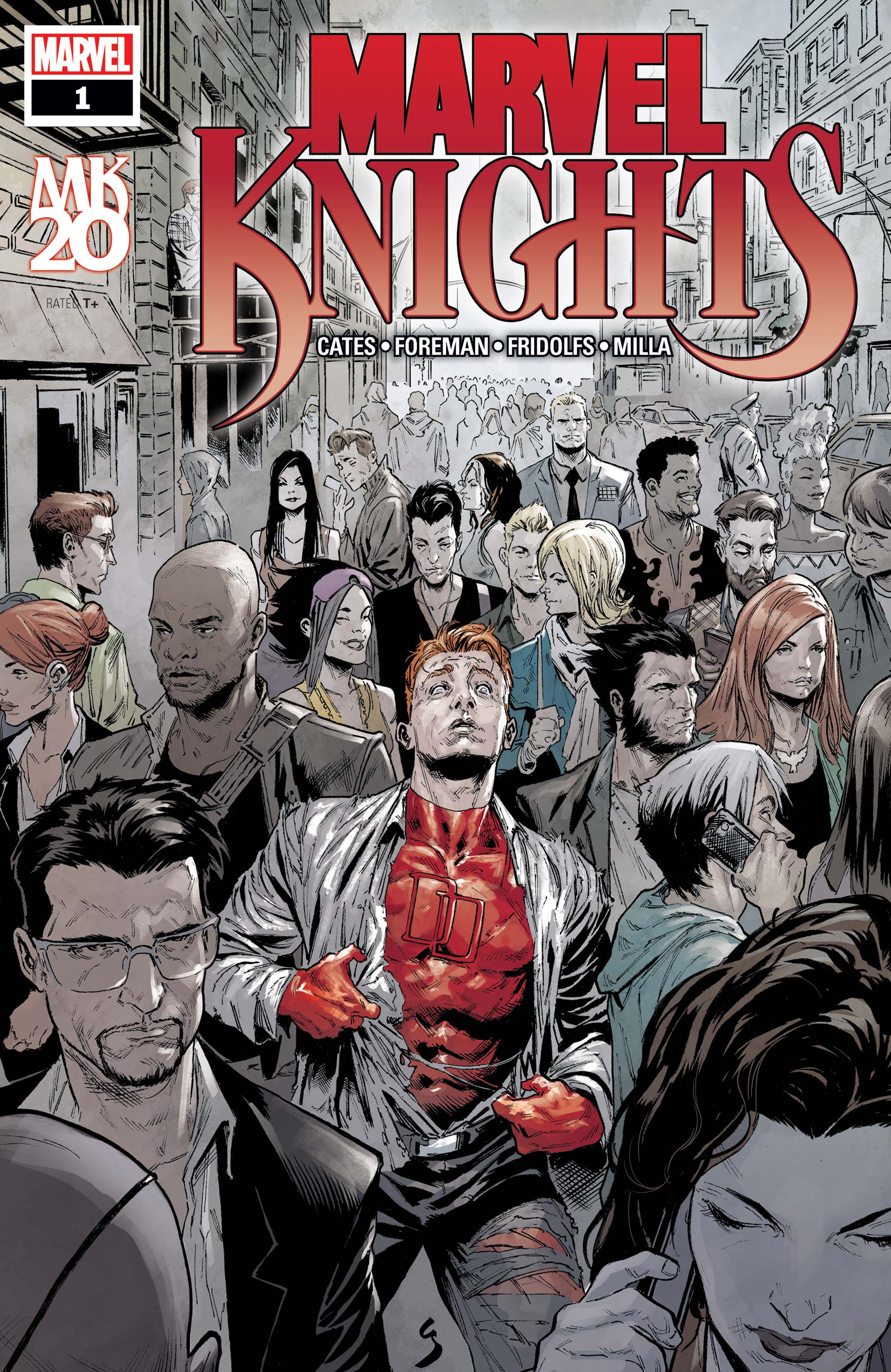 Marvel Knights 20th (2018) #1