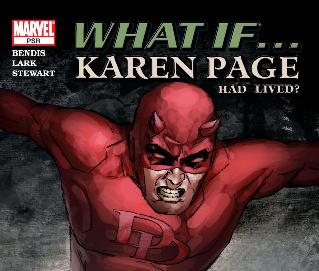 WHAT IF KAREN PAGE HAD LIVED? 1 (2004) #1