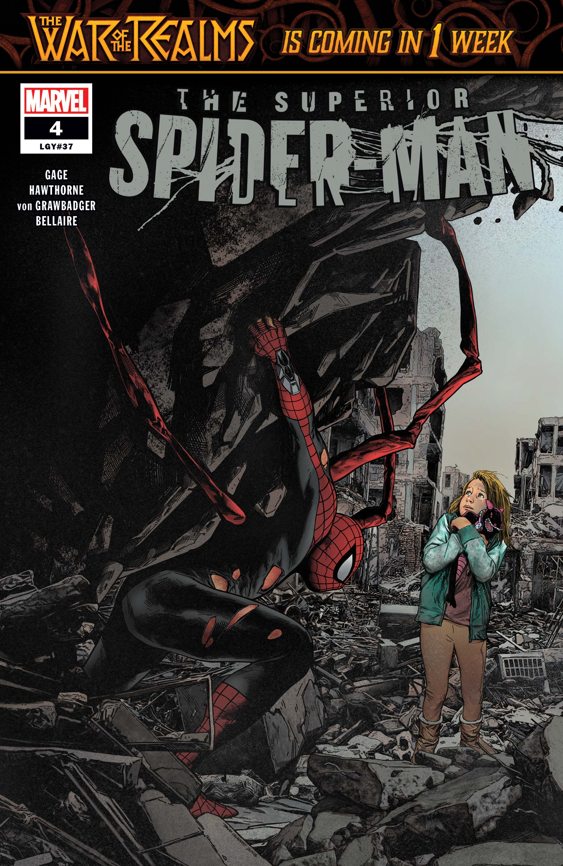 Superior Spider-Man (2018) #4