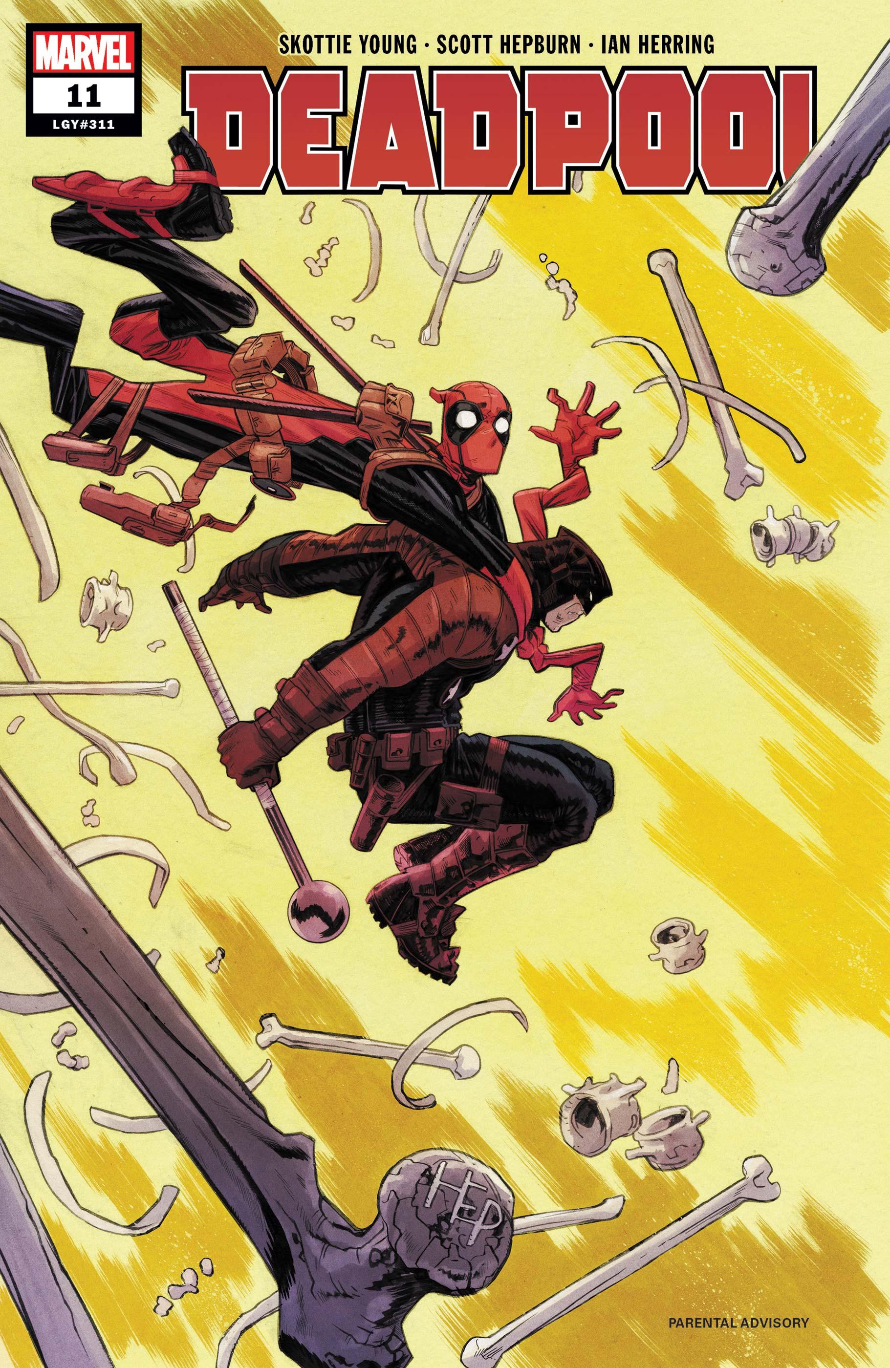Deadpool (2018) #11