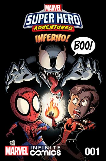 Marvel Super Hero Adventures: Inferno (2019) #1