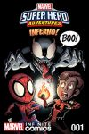 cover from Marvel Super Hero Adventures: Inferno Infinite Comic (2019)