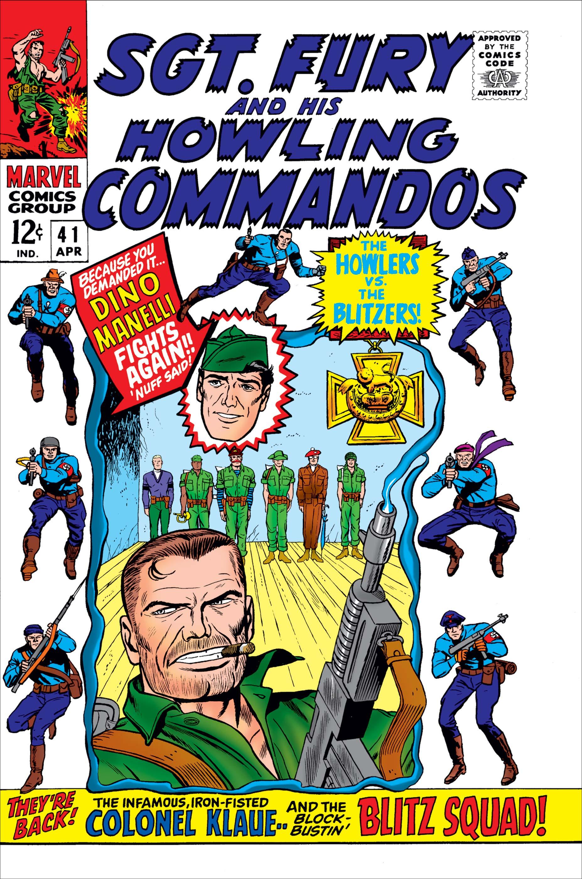 Sgt. Fury (1963) #41