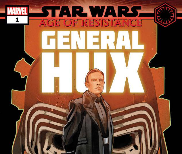STAR WARS: AGE OF RESISTANCE - GENERAL HUX 1 #1