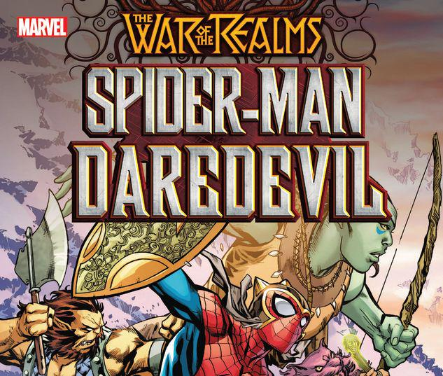 WAR OF THE REALMS: SPIDER-MAN/DAREDEVIL TPB #1