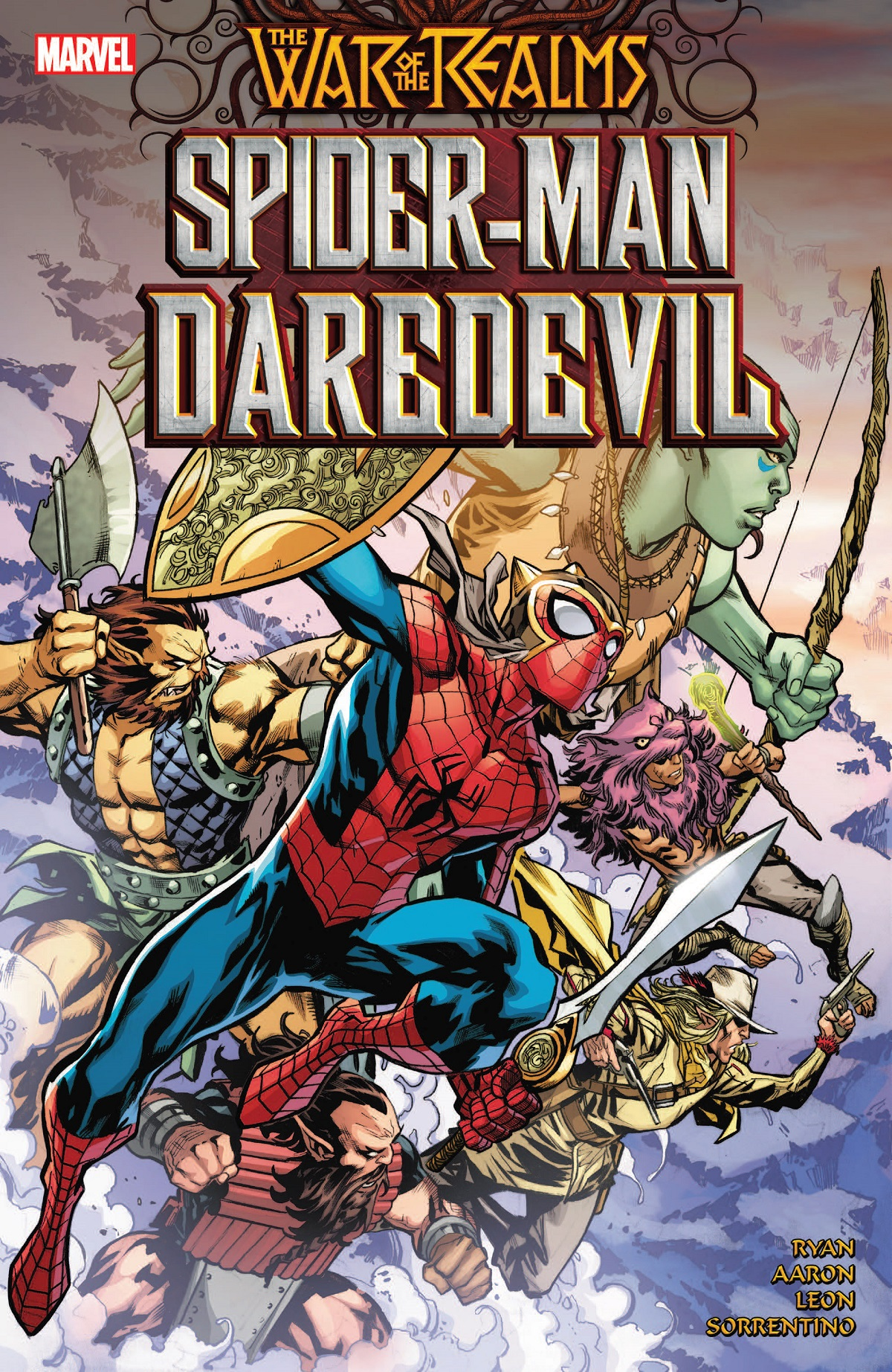 War Of The Realms: Spider-Man/Daredevil (Trade Paperback)