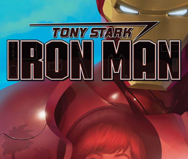 Tony Stark: Iron Man #17