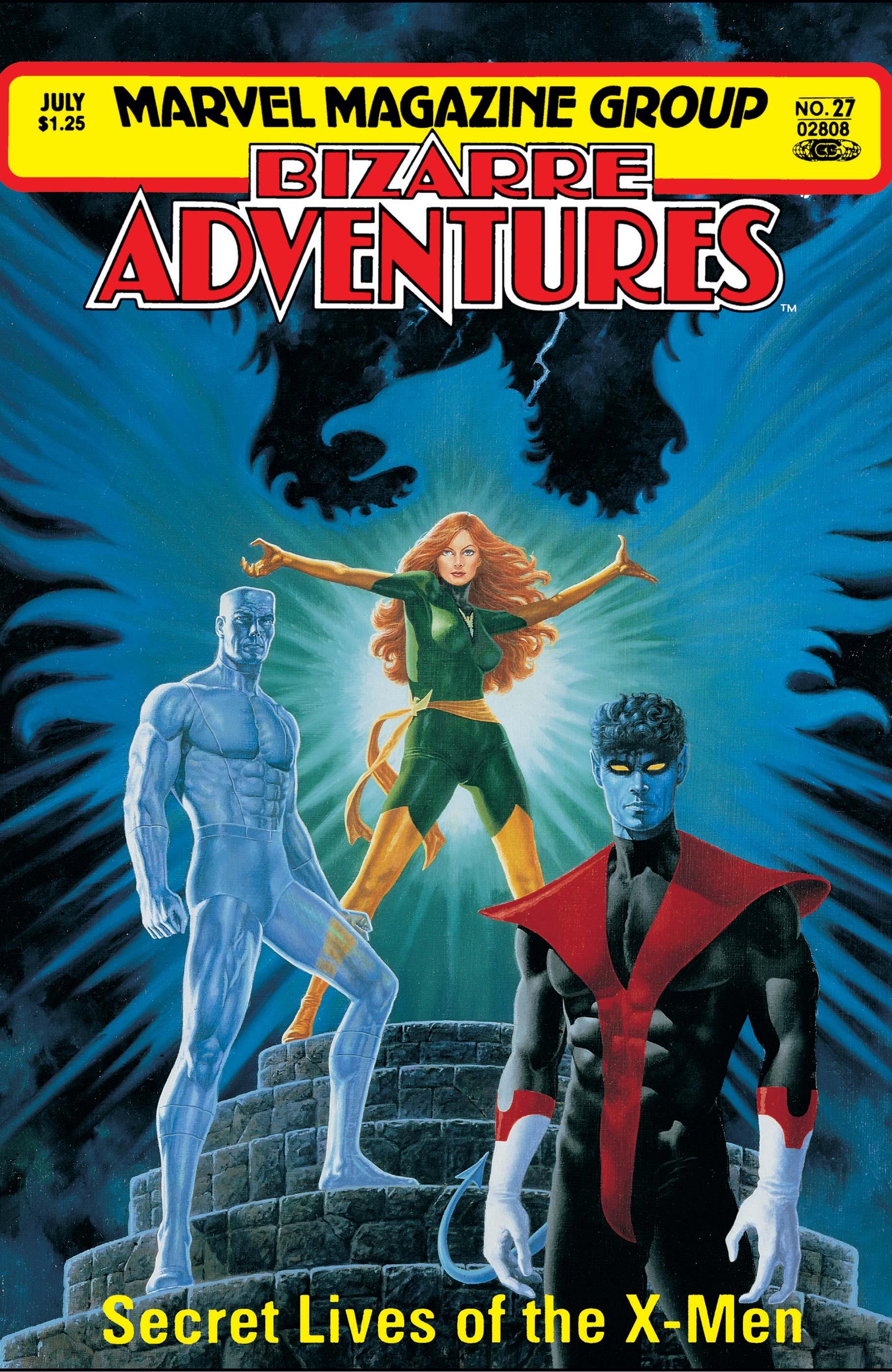 Bizarre Adventures (1981) #27