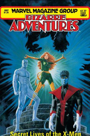 Bizarre Adventures #27