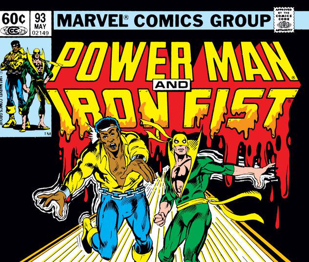 Power Man and Iron Fist #93