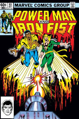 Power Man and Iron Fist (1978) #93