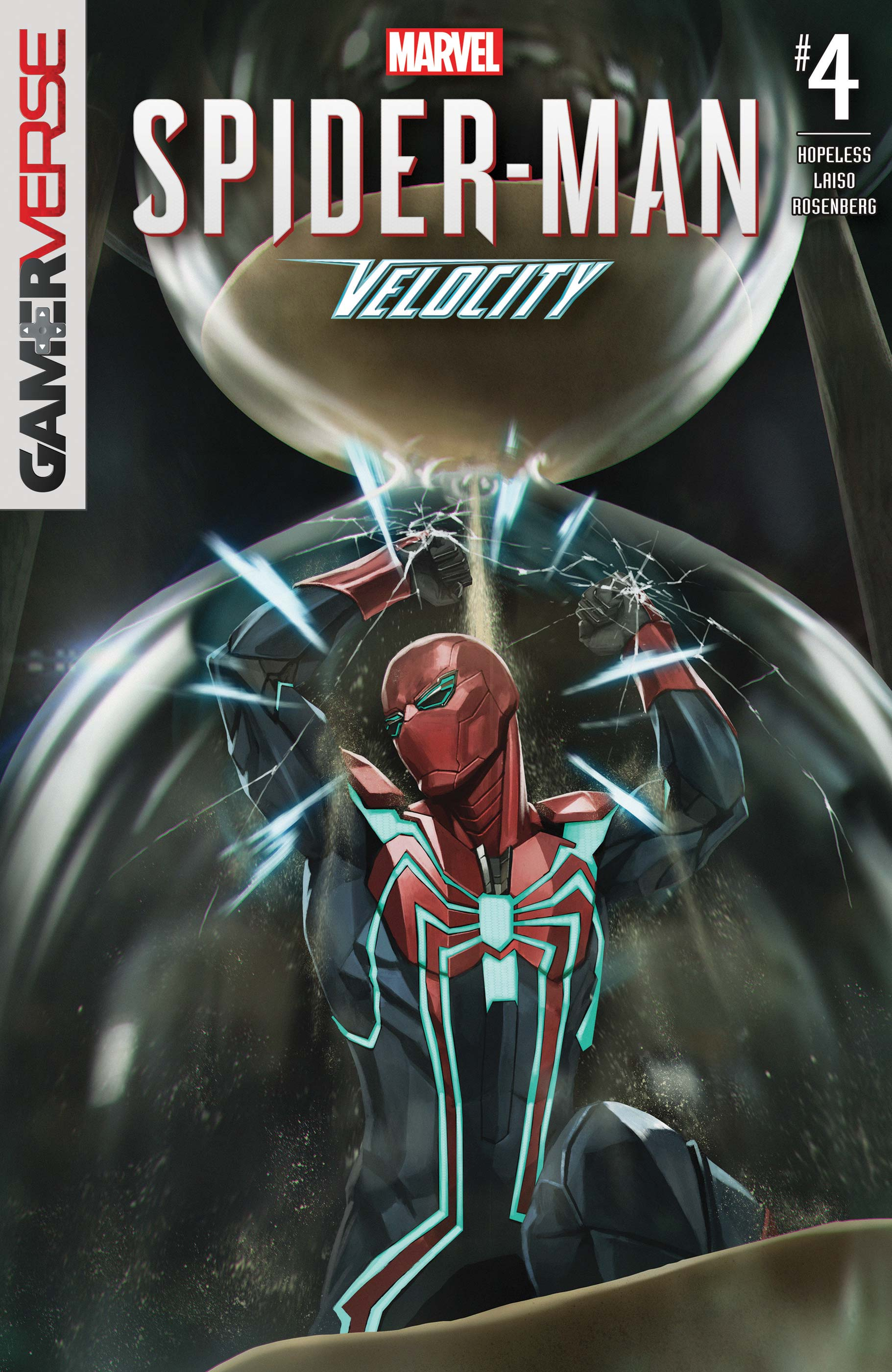 Marvel's Spider-Man: Velocity (2019) #4