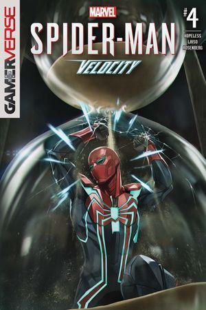 Marvel's Spider-Man: Velocity #4