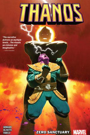 Thanos: Zero Sanctuary (Trade Paperback)