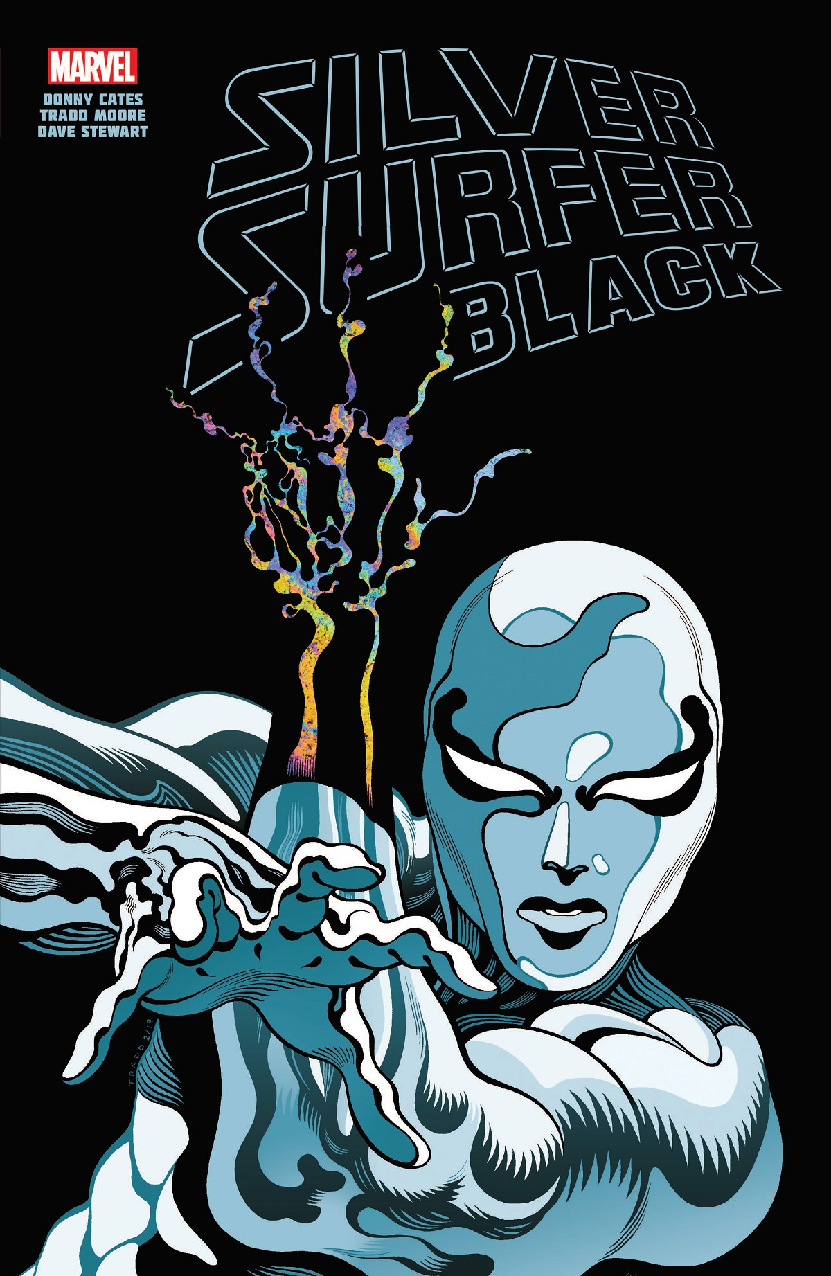 Silver Surfer: Black Treasury Edition (Trade Paperback)