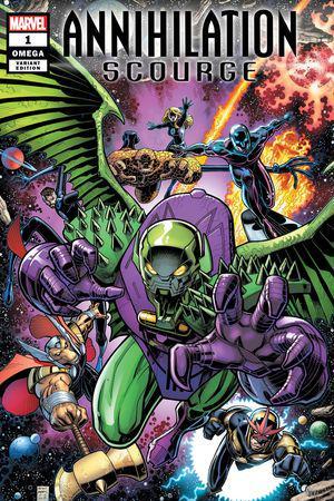 Annihilation - Scourge Omega (2019) #1 (Variant)