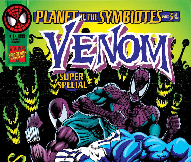 VENOM EPIC COLLECTION: SYMBIOSIS TPB #1