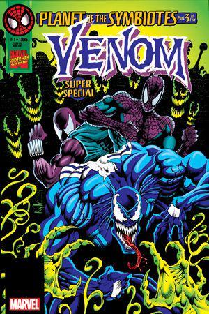Venom Epic Collection: Symbiosis  (Trade Paperback)