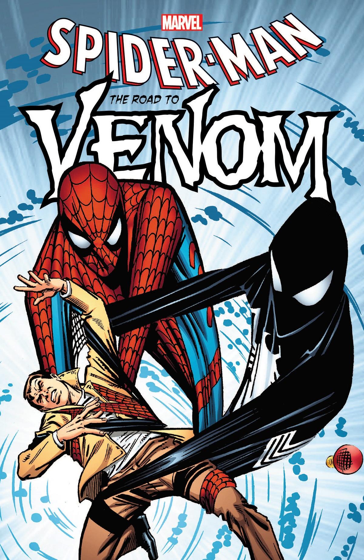Spider-Man: The Road To Venom (Trade Paperback)