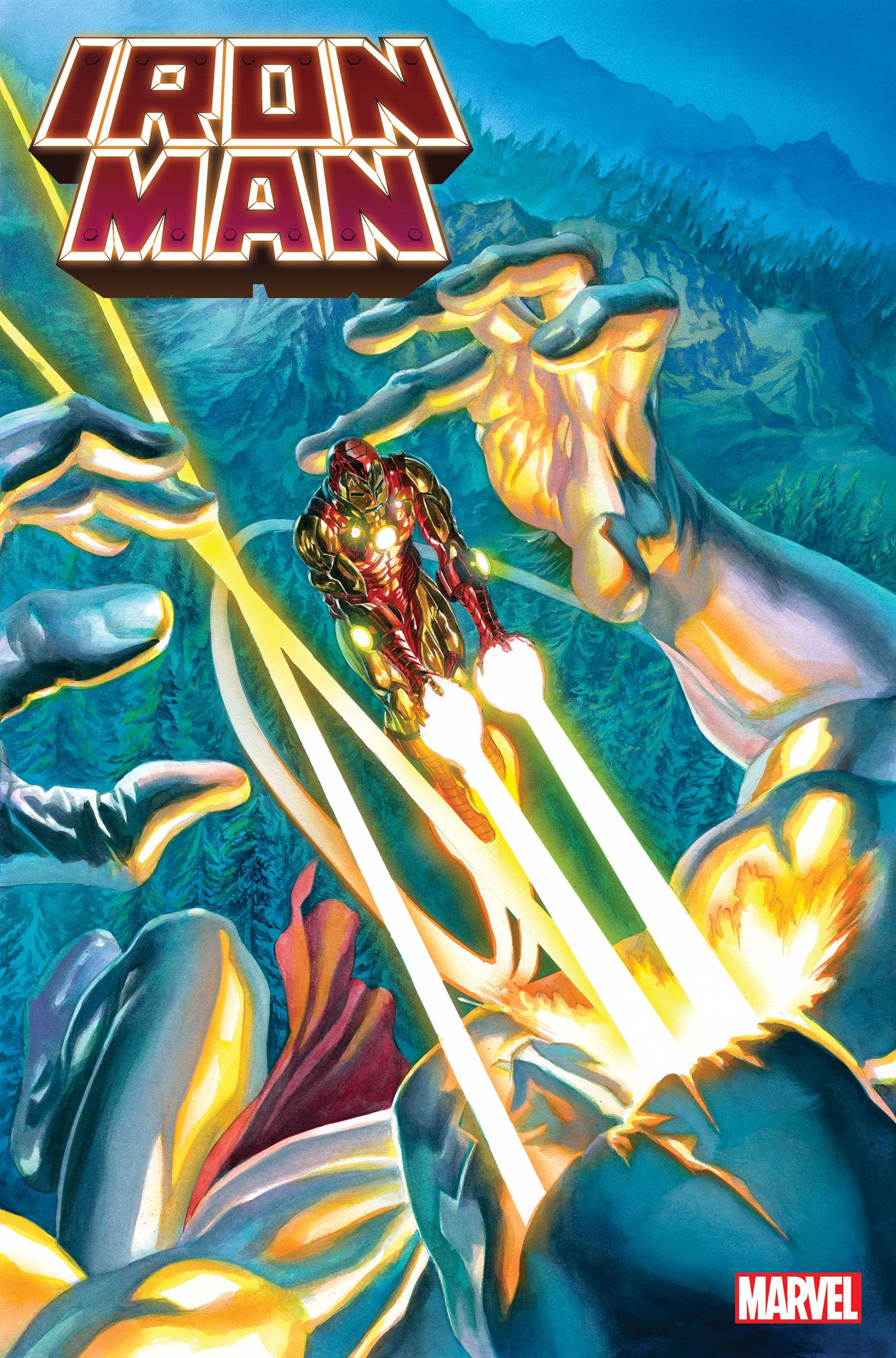 Iron Man (2020) #10
