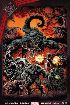King In Black: Thunderbolts (Trade Paperback)