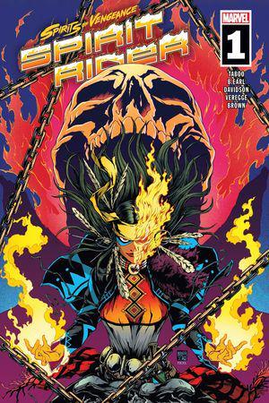 Spirits of Vengeance: Spirit Rider #1