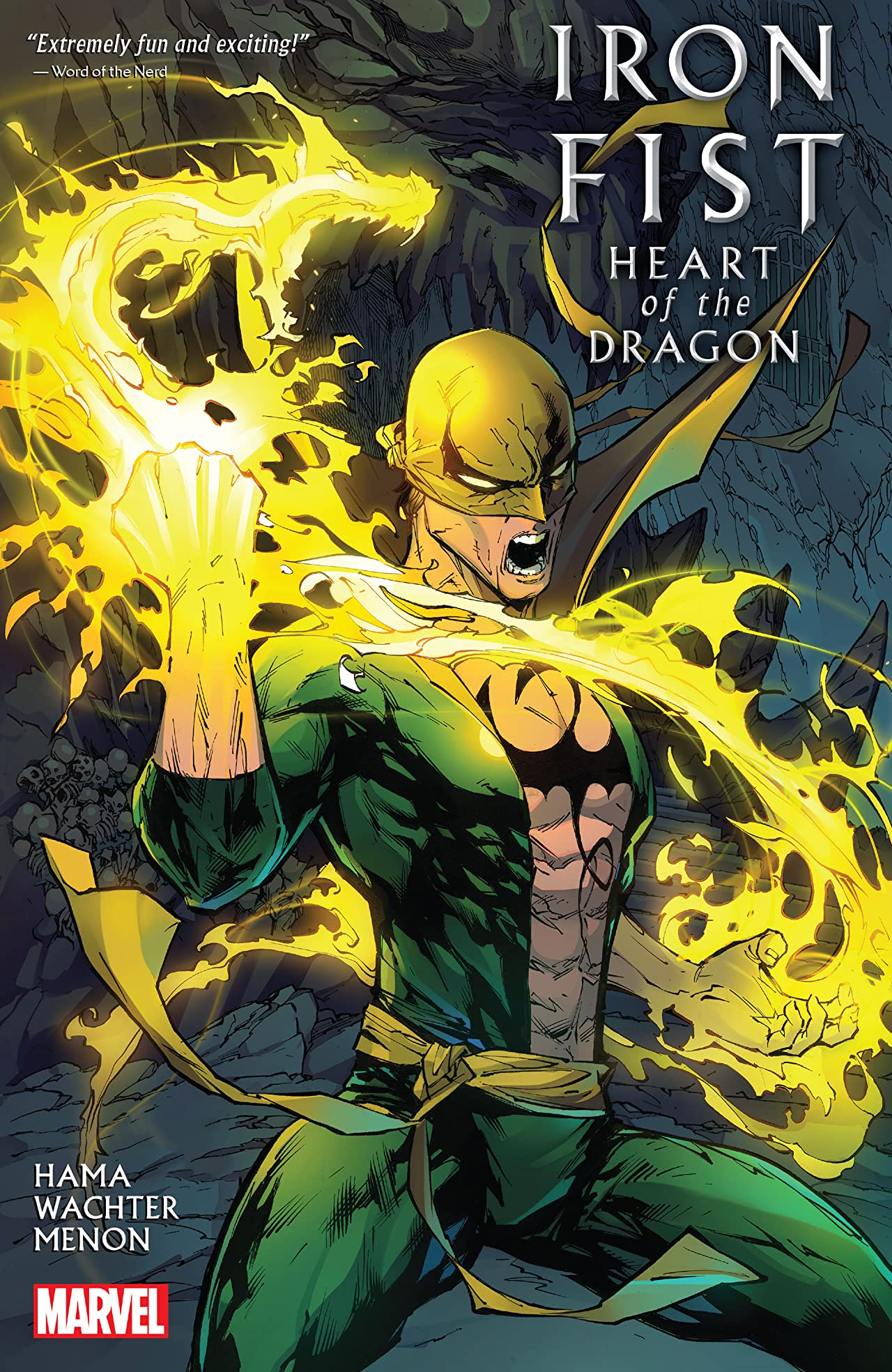 Iron Fist: Heart Of The Dragon (Trade Paperback)