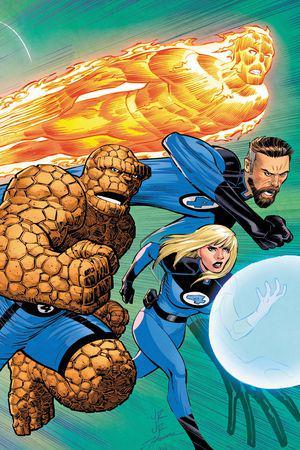 Fantastic Four (2018) #35 (Variant)