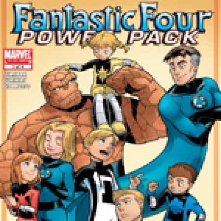 Fantastic Four and Power Pack (2007)