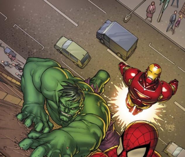Marvel Triple Action (2009) #3