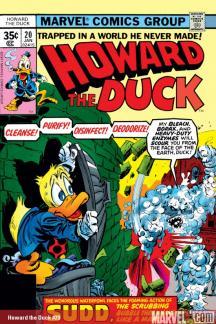 Howard the Duck #20