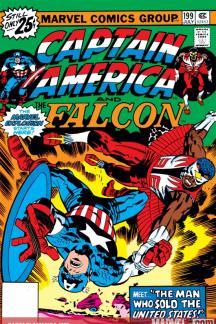 Captain America #199