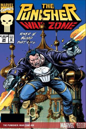 The Punisher War Zone #34