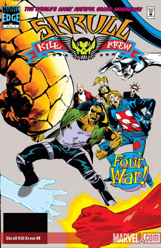 Skrull Kill Krew (1995) #4