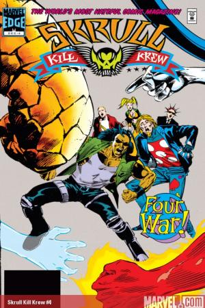 Skrull Kill Krew #4