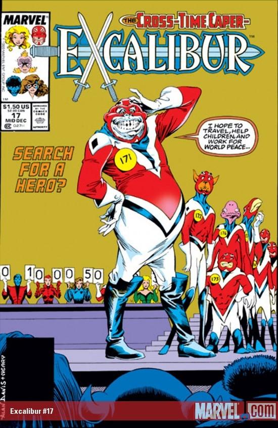 Excalibur (1988) #17