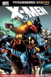 X-Men: Endangered Species Back-Up Story #9